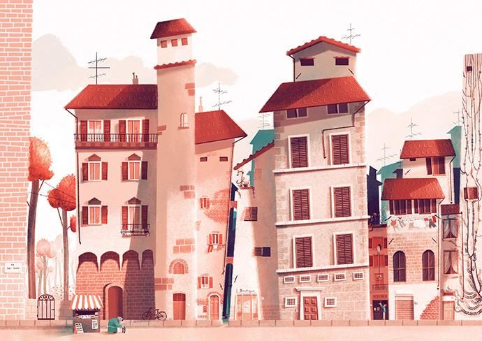 Giulia Lombardo-Estate in città