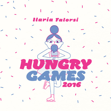 CALENDARIO <br>*HUNGRY GAMES 2016