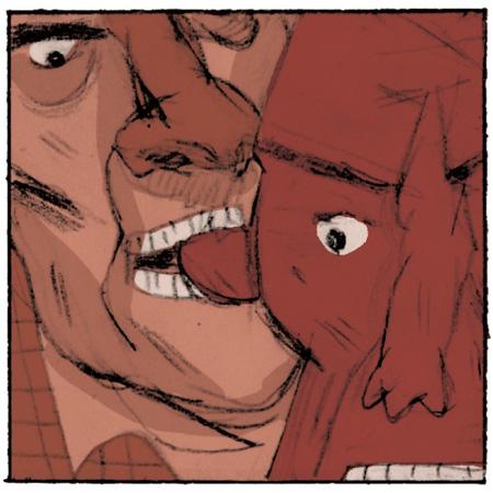 B COMICS • FUCILATE A STRISCE <br>*EMANUELE RACCA