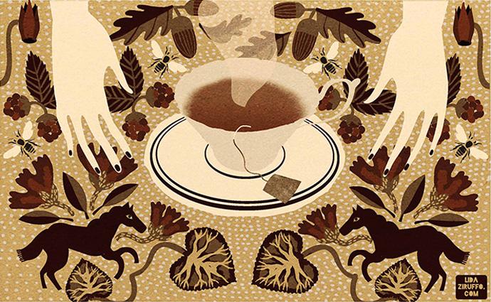 october-tea