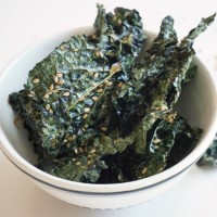 HEALTY FOOD *CHIPS AGRODOLCI DI CAVOLO NERO
