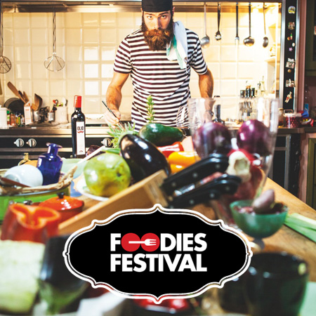 FESTIVAL <br>*FOODIES 2016