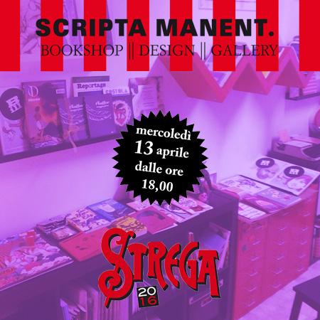 EVENTS <br>*NOTTE PRIMA DELLO STREGA