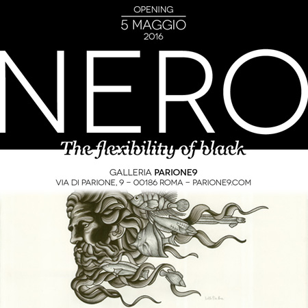 EXHIBITION <br>*NERO