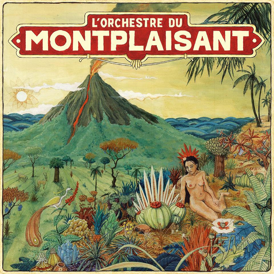 """Orchestre Du Montplaisant"" Orchestre du Montplaisant, (2011)"