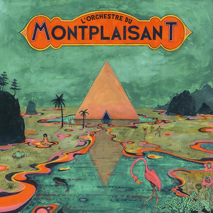 """""""II"""", Orchestre du Montplaisant (2015)"""