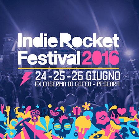FESTIVAL </br> *INDIEROCKET 2016