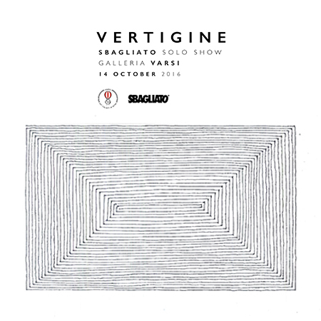 EXHIBITION</br>* VERTIGINE