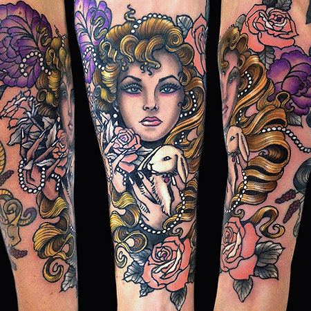 TATTOO</br>* CLAUDIA DUCALIA
