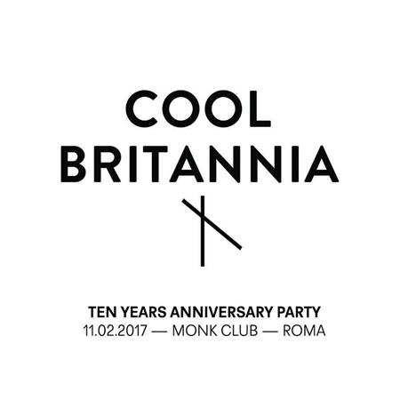 CLUBBING <br />*COOL BRITANNIA