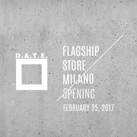 STORE<br>*D.A.T.E. FLAGSHIP STORE