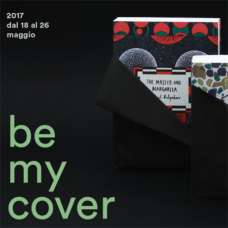 EXHIBITION<br> *BE MY COVER