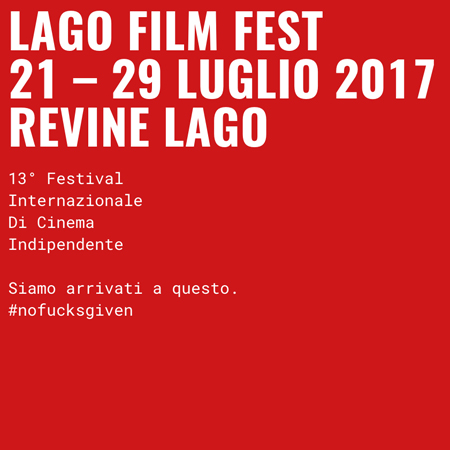 EVENT <br> *LAGO FILM FEST 2017