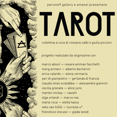 EXHIBITION <br> *TAROT