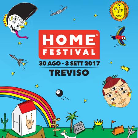 MUSIC <br>*HOME FESTIVAL