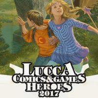 FUMETTI  *LUCCA COMICS & GAMES 2017