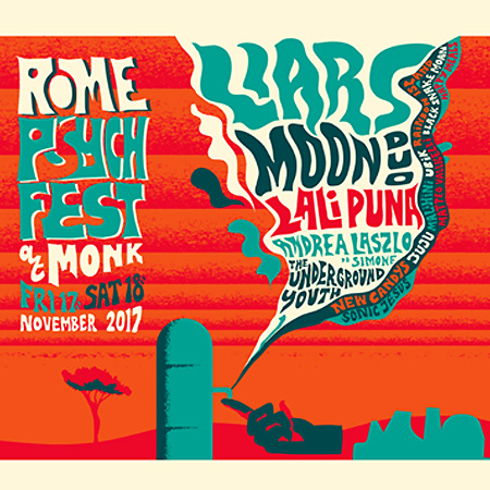 MUSIC <br>* ROME PSYCH FEST