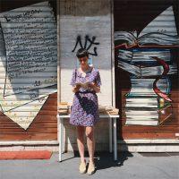 INTERVISTA  *LIVIA SATRIANO