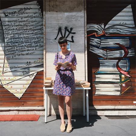 INTERVISTA <br> *LIVIA SATRIANO