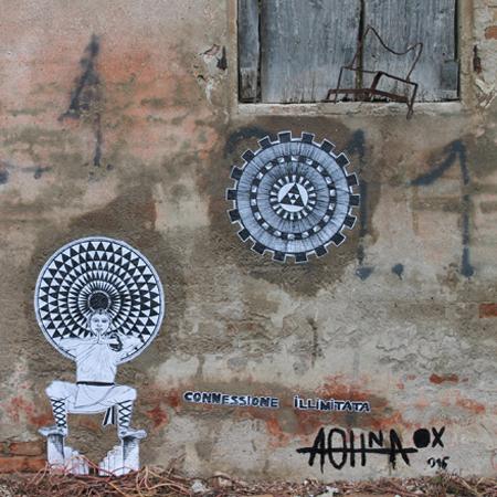 STREET ART <br> *ATHENA