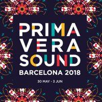 FESTIVAL *PRIMAVERA SOUND 2018