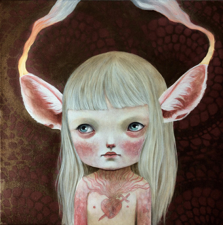 POP SURREALISM <br> *ANIMANIMALE