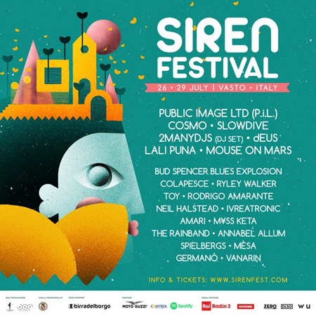 MUSIC <br> *WAITING FOR SIREN FESTIVAL