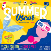 CINEMA&ILLUSTRAZIONE  *SUMMER OSCAR