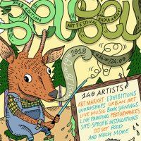 ART FESTIVAL  *BEU-BEU 2018