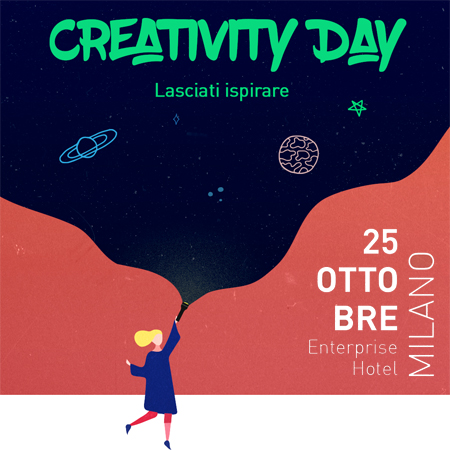 EVENT <br> *CREATIVITY DAY 2018