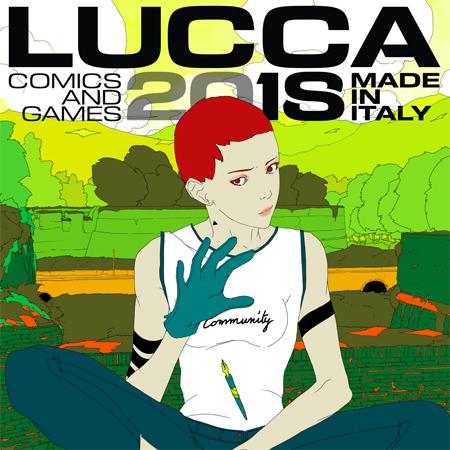 FUMETTO <br> *LUCCA COMICS &#038; GAMES 2018