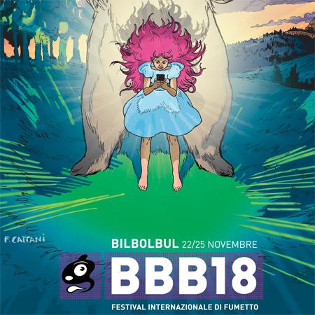 COMICS <br> *BILBOLBUL 2018