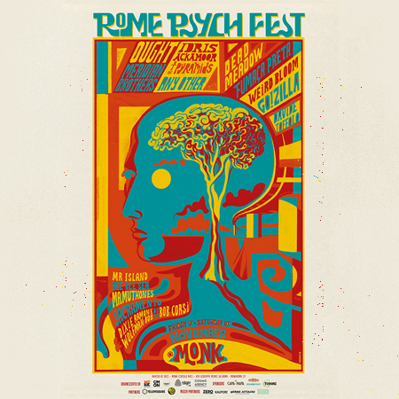 MUSIC <br> *ROME PSYCH FEST III